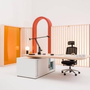 Bureau de direction GRAVITY, fauteuil SAVA, sur Vitrolles