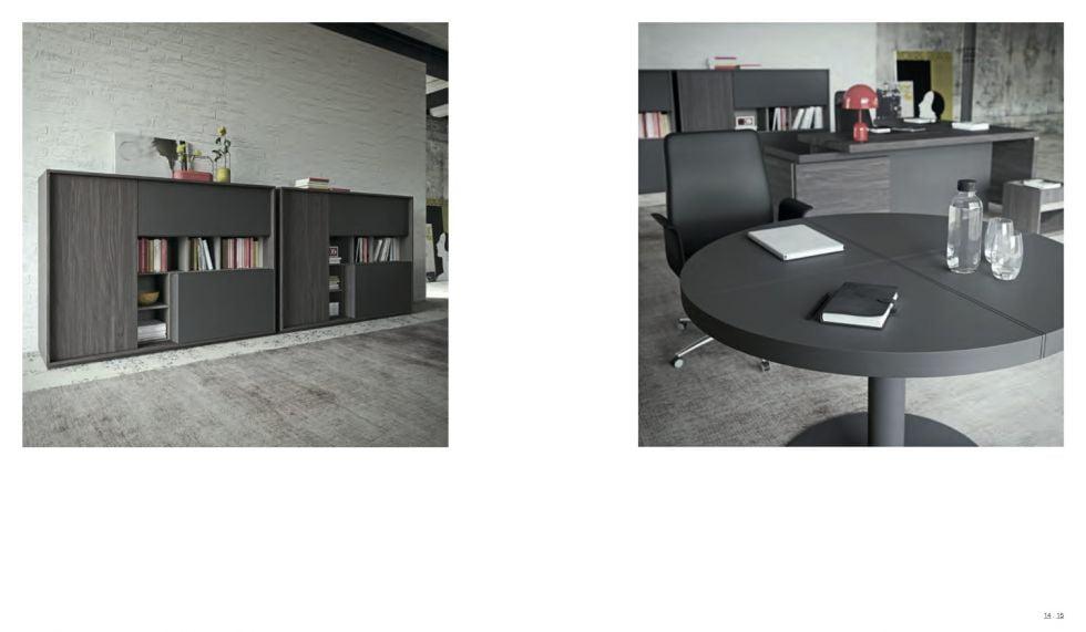 Espace entretien avec table d'appoint