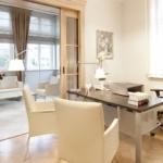 Très bel aménagement avec le fauteuil de direction MOJITO sur Marignane