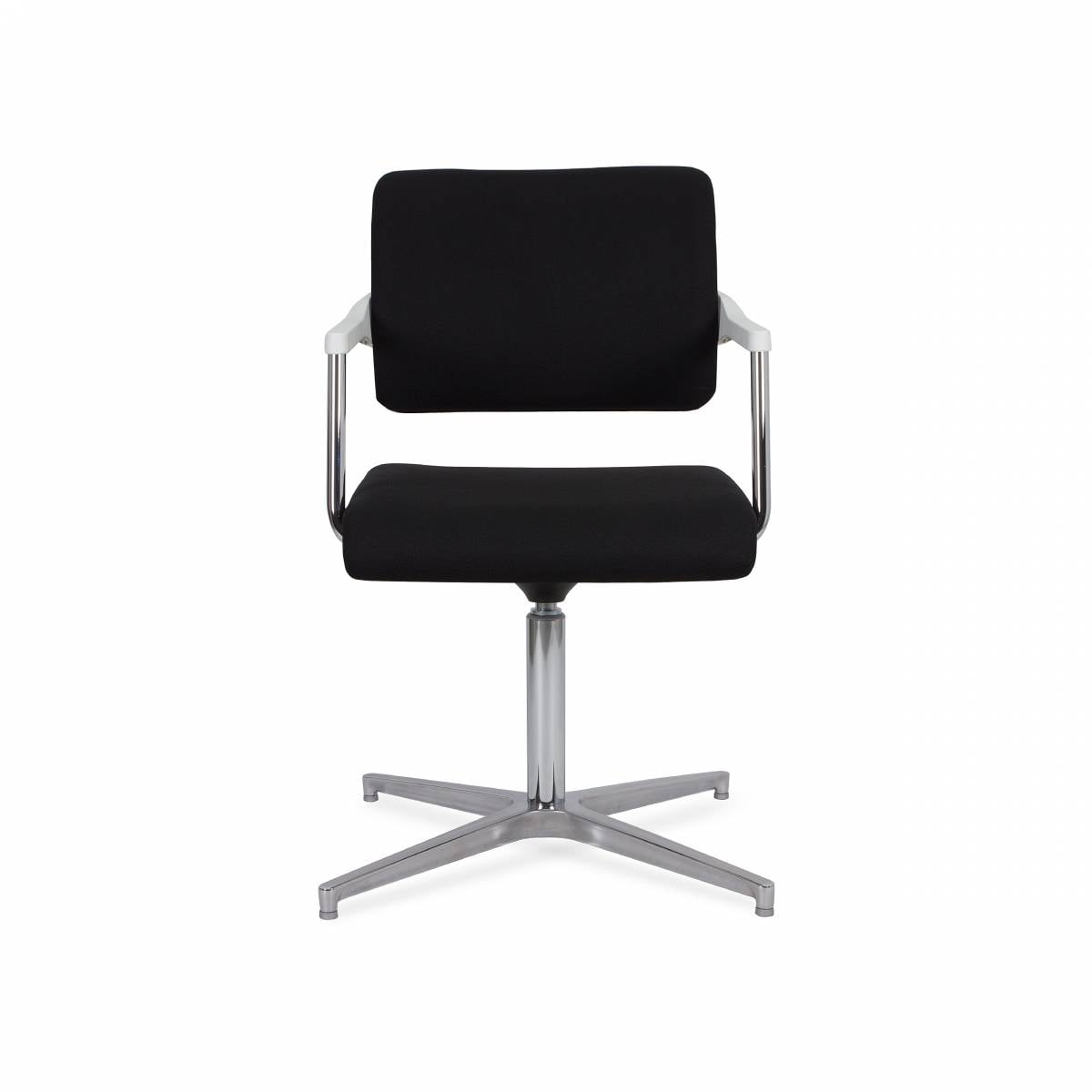 Chaise 2ME pied étoile pour vos salles d'attente ou vos espaces de réunion sur Aix en Provence