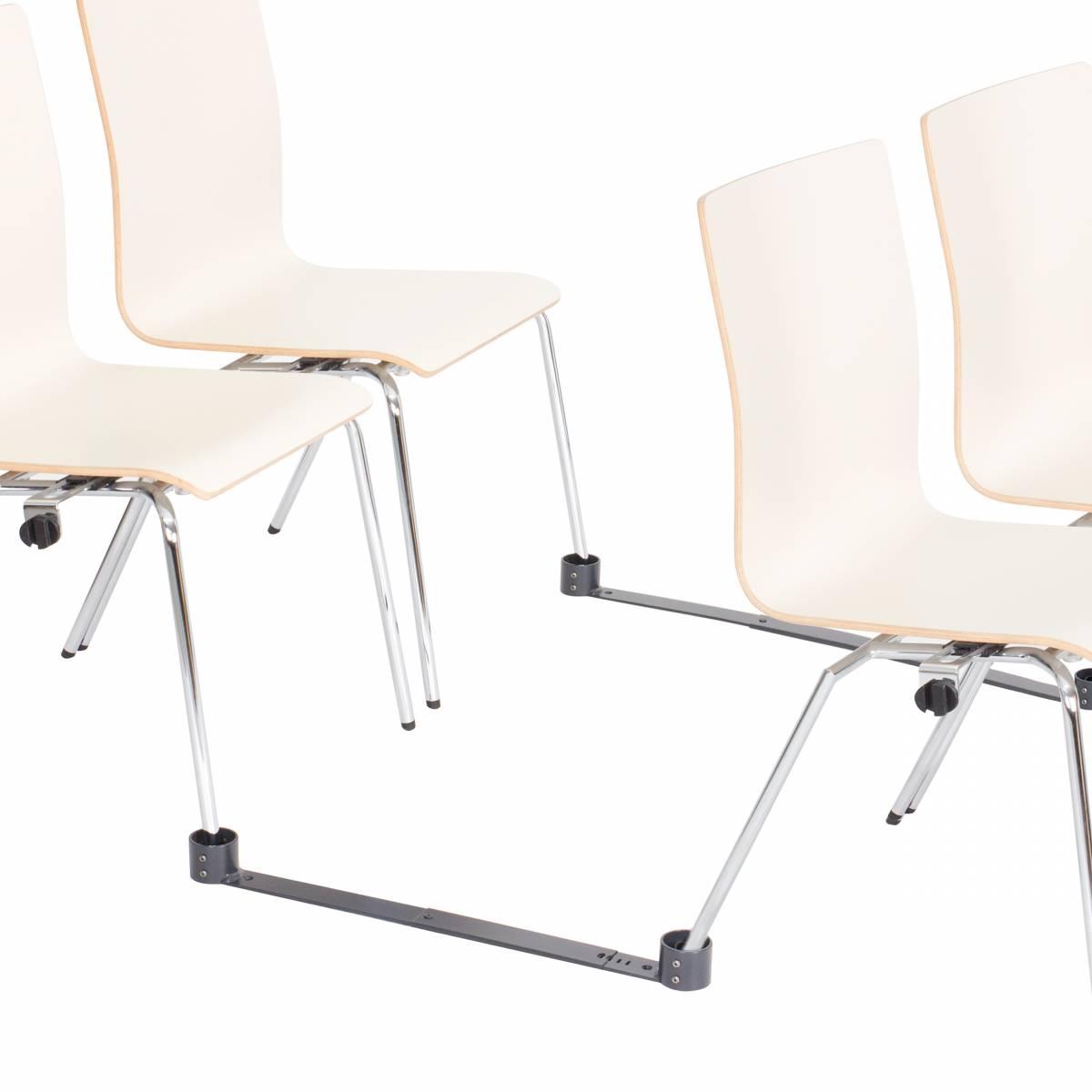 Chaise AXO avec éléments de jonction pour vos salles d'assemblée sur Marseille