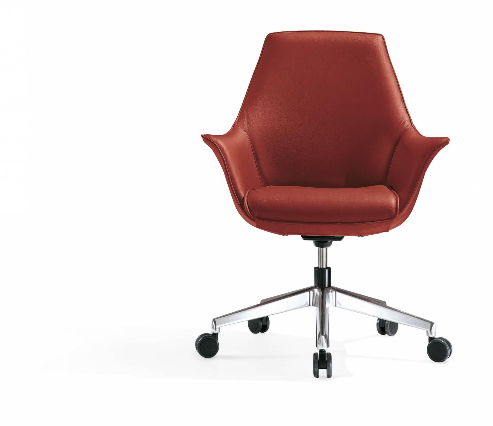 Fauteuil de direction ou fauteuil de conférence gamme KIMERA de chez KAstel sur Marseille
