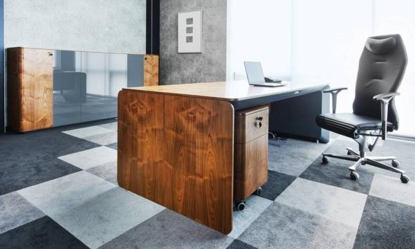 Fauteuil de Direction , fauteuil de réunion et chaises visiteur haut de gamme GALILEO de chez NOWYSTYL Group sur Vitrolles