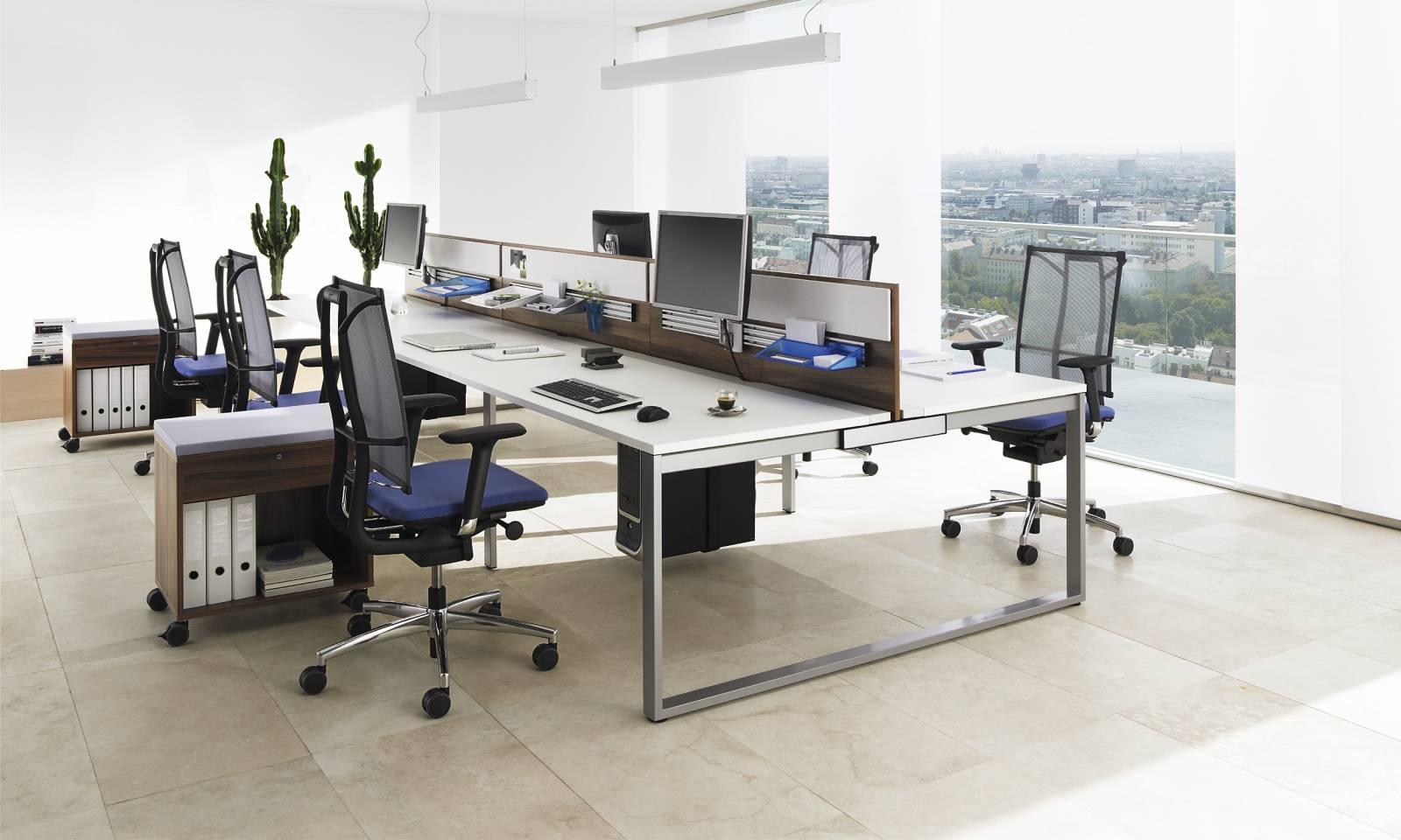 Fauteuil ergonomique de travail gamme SAIL sur Aubagne