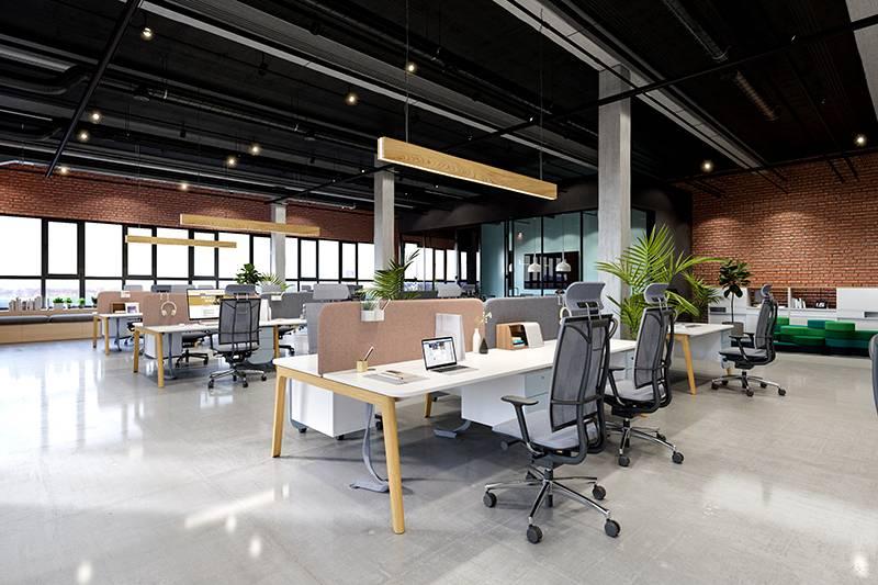 Nouveau bureau ou bench bois massif