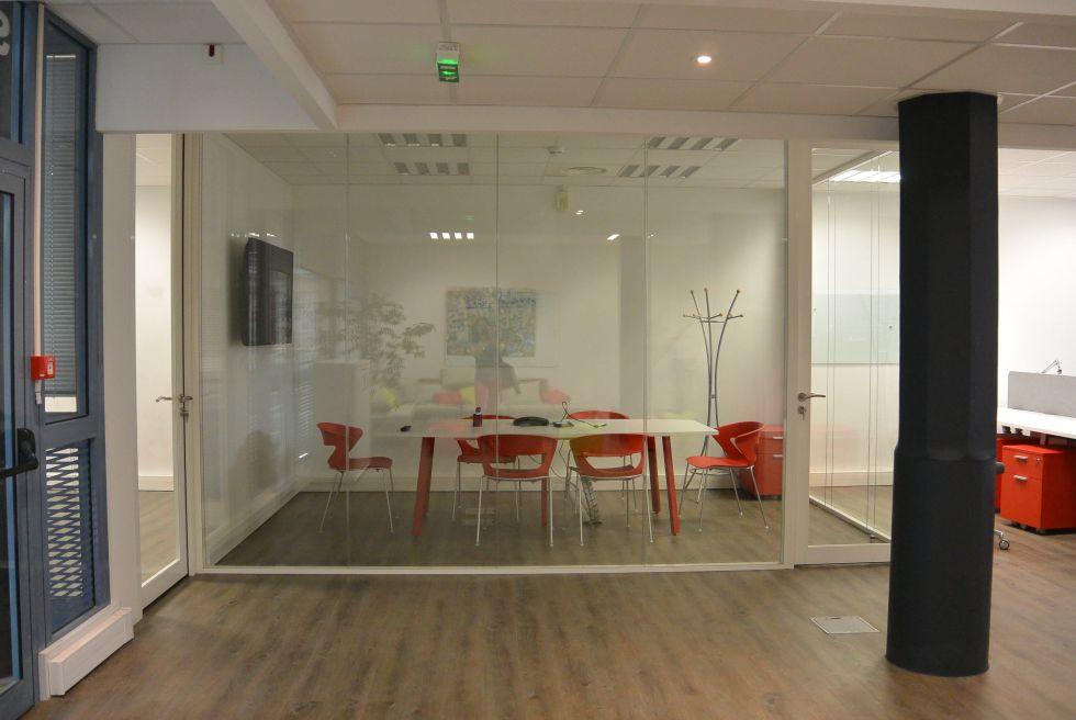 projet réalisé salle de réunion sur Marseille
