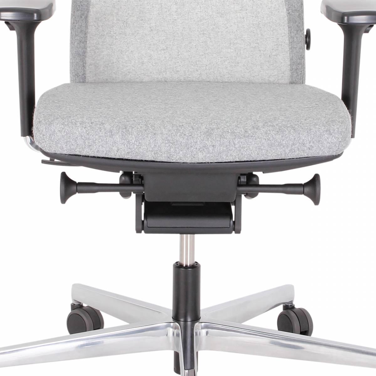 Système GLIDE TECH du fauteuil de direction PANTHERA sur Toulon