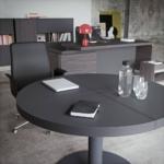Table d'appoint haut de gamme en cuir sur Aix en Provence