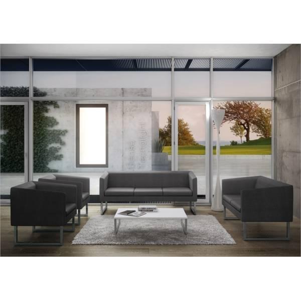 Table basse pied cadre, rectangulaire ou carrée mise en place à Aix les Milles