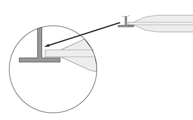 Fixation d'un pavé acoustique IN sur l'armature d'un plafond suspendu sur Aix en Provence