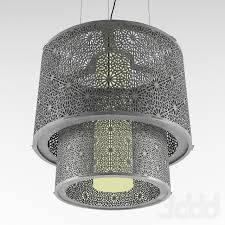 Luminaire acoustique Buzzichandelier Tissu feutré insonorisant sur Aubagne