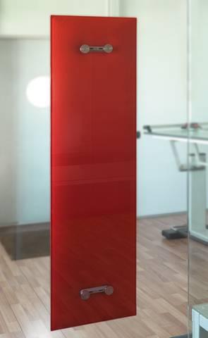 Panneau acoustique fixation par aimant sur paroi vitrée sur Toulon